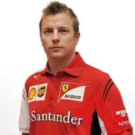 If the car is quick, Kimi will be one of the top contenders. It's that simple.